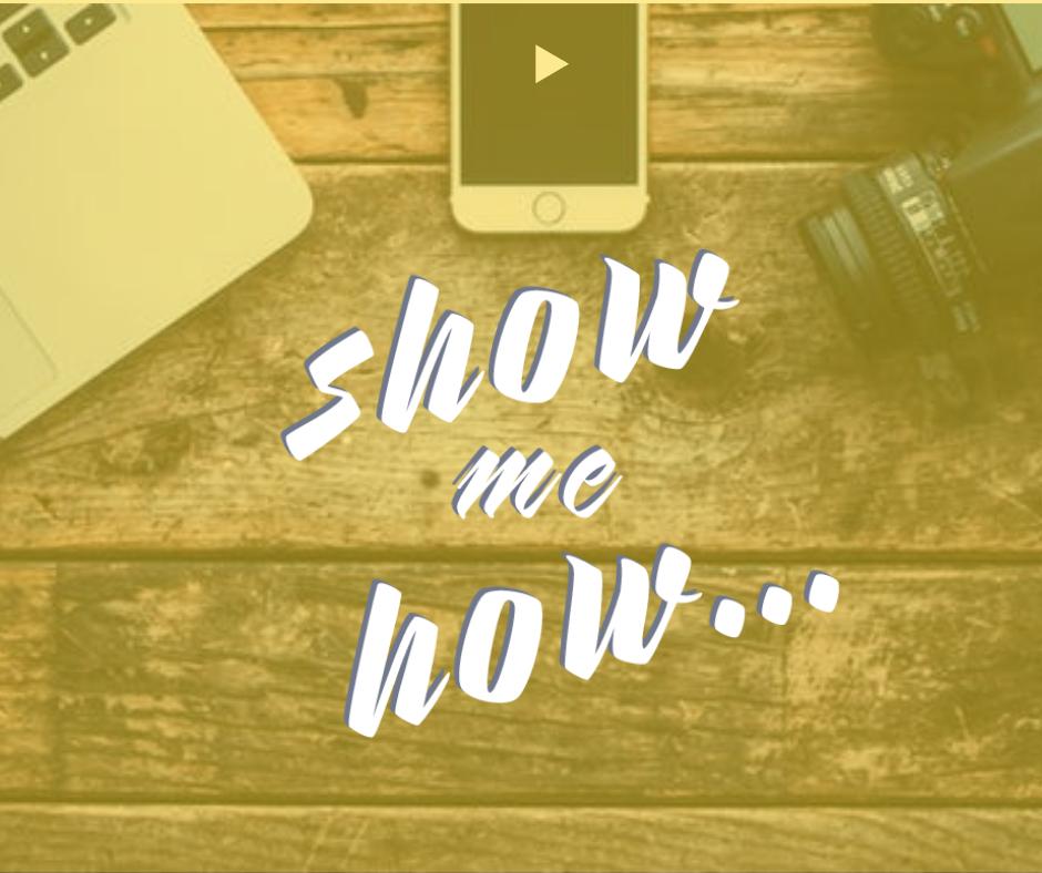 show-me-how